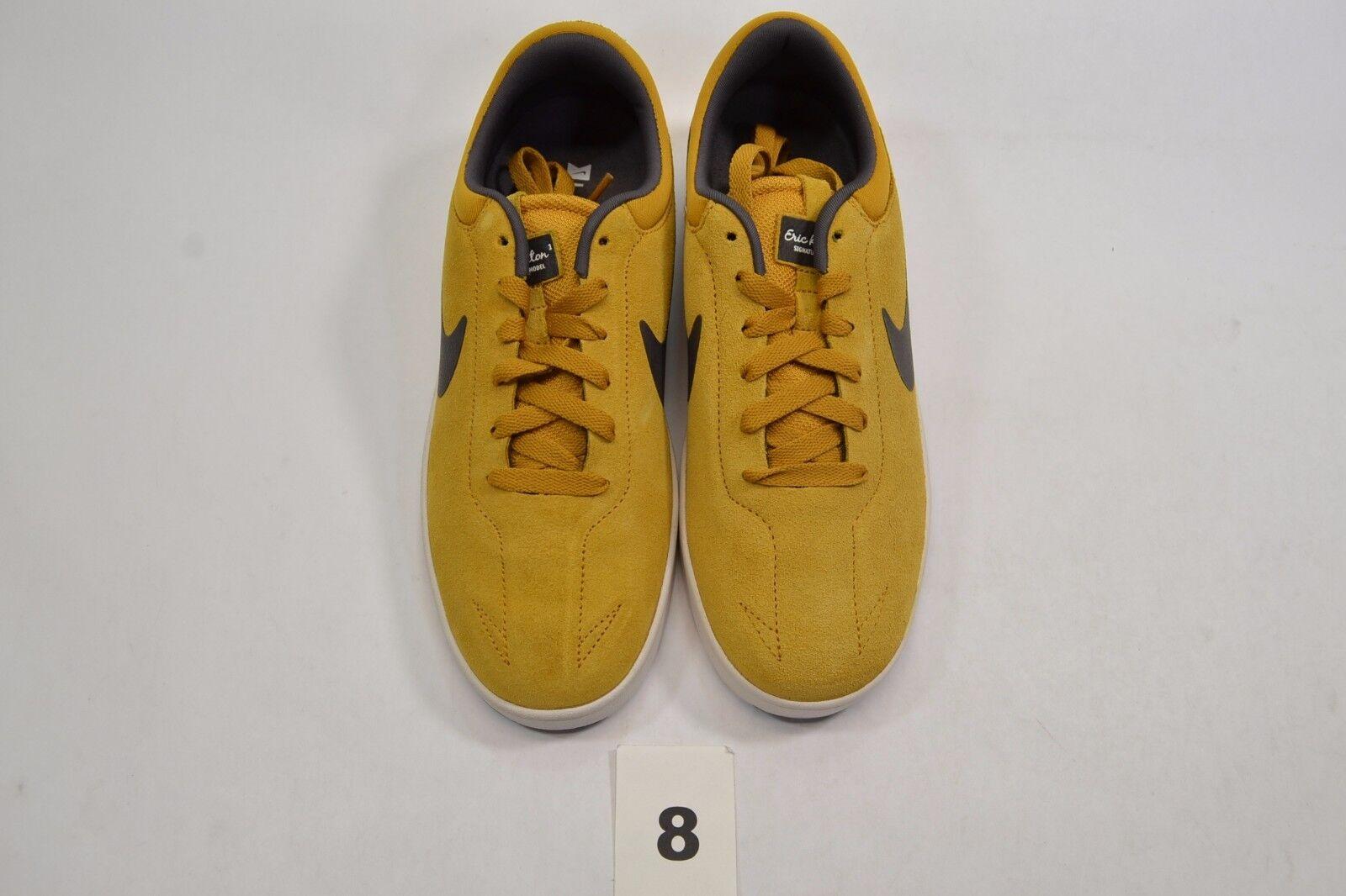 Nike ERIC KOSTON Dark Tar Gold Leaf Brown blanc Tar Dark Discounted (187) homme chaussures 3798c3