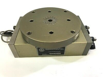 Robohand RR-46-90 Rotary Actuator with flow controls Robot NICE CONDITION!