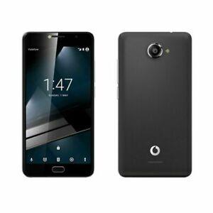 """Nouveau Débloqué Vodafone Smart N8 Graphite 5"""" Android 16 Go 1.5 GBRAM 13MP NFC doigt"""