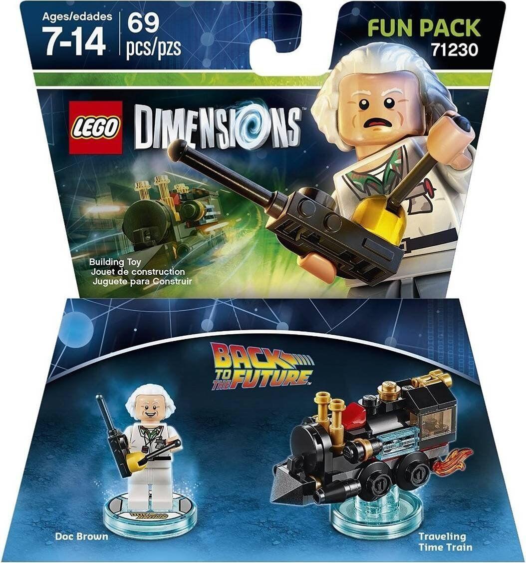 Nuovo Lego Dimensioni Divertente Confezione PS4 PS3 Xbox 360 One Wii U