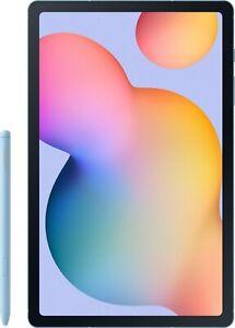 "Samsung - Galaxy Tab S6 Lite - 10.4"" - 64GB - Angora Blue (SM-P610NZBAXAR)"