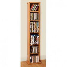 DVD e CD Media Storage TOWER blocchi 112 CD O 44 DVD (effetto rovere)