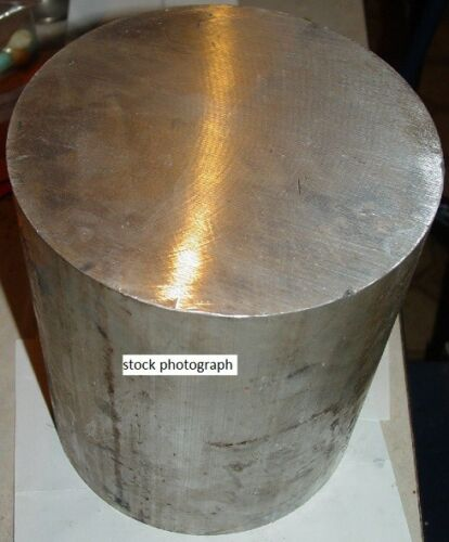 """316 Stainless Steel Round Cold-formed 6/"""" Diameter x 3-1//8/"""" Length ref #316S69XC"""