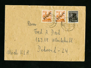 Germany-Cover-w-Stamps-Allied-Occupation-w-Berlin-Ovpts