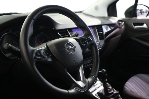 Opel Crossland X 1,2 T 110 Impress - billede 3