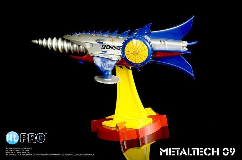 Dinosaur War Izenborg Metaltech 09 Kyoryu Daisenso I-zenborg  figurine 961292  meilleure vente