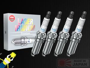 NGK LASER IRIDIUM Iridium Spark Plugs SILFR6A 7913 Set of 4