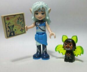 Lego Mini Figure Elves Naida Riverheart from Set 41196