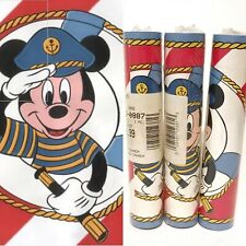 Mickey Mouse Disney Vintage Wallpaper Border Roll 15 Feet X