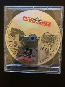 Trivial-Pursuit-1995-amp-Monopoly-1997-PC-CD-ROM-Windows-95-Game