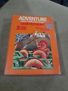Adventure-for-Atari-2600-1981-CX-2613-CIB-FREE-SHIPPING