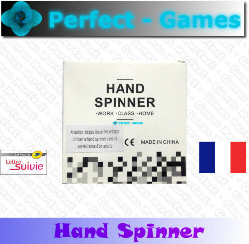 FIDGET HAND SPINNER TOUPIE main armée camouflage militaire military army