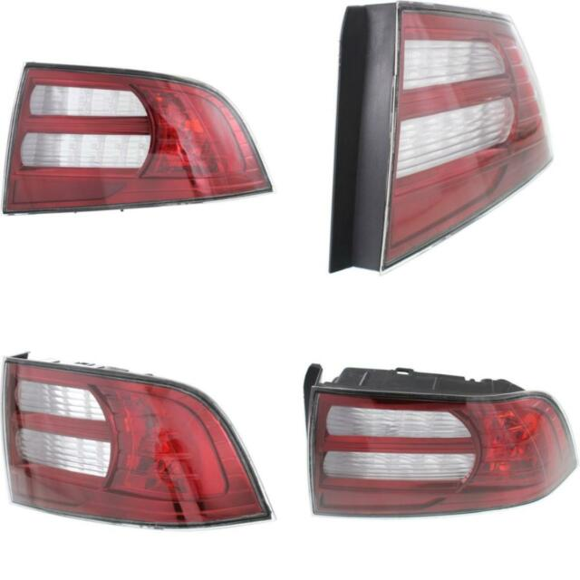 AC2819107 Tail Light For 07-08 Acura TL Passenger Side