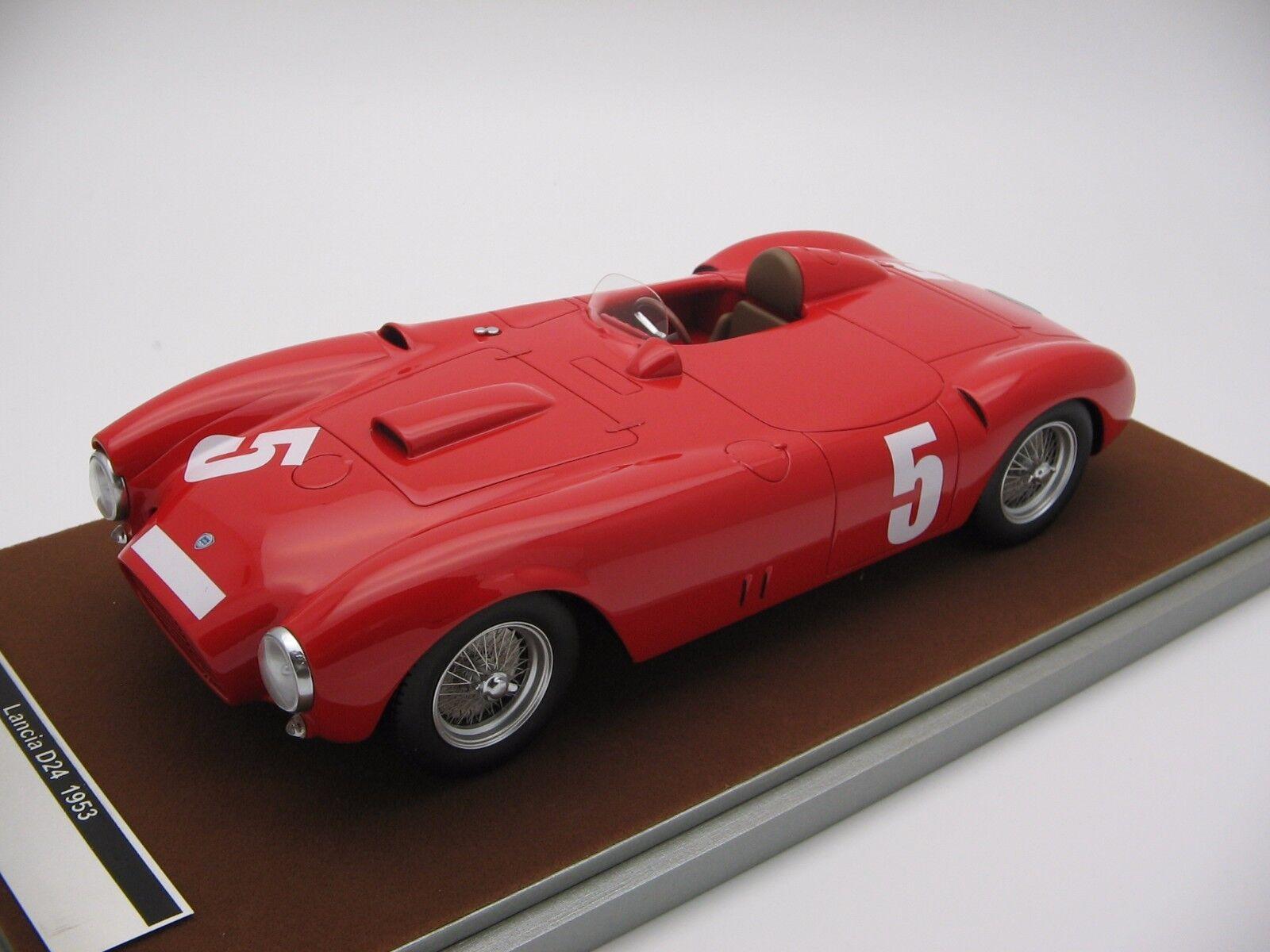 1 18 Scale Tecnomodel Lancia d24 Spyder Nurburgring 1953-tm18-43b