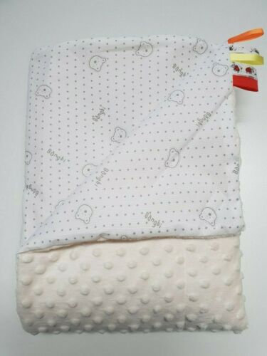 Babydecke Kuscheldecke Minky Babydecke Decke Clamaro