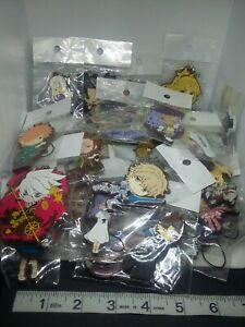 61pc-Fate-FIM-Figur-Schluesselanhaenger-Charm-Strap-Pin-Anime-Kawaii-Japan-Wholesale