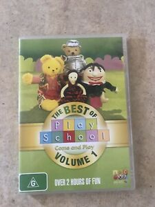 THE-BEST-OF-PLAY-SCHOOL-VOLUME-1-DVD-R4-AUS-SELLER