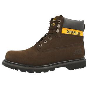 Kenntnisreich Cat Caterpillar Colorado 6'' Boot Men Herren Stiefel Boots Chocolate Wc44100950