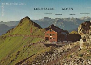 Monzafon, Wormser Hütte im Ferwall ngl E3765