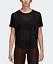 NWT-Adidas-Women-039-s-Training-Ready-To-Go-Tee-Black-Size-S thumbnail 1