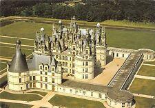 BT6942 Chateaux de la Loire chambord le plus vaste des chateaux de        France