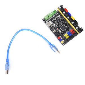 Tablero-control-impresora3DMKS-Gen-L-V1-0-Rampas-integrada1-4Placa-base-12-2EE