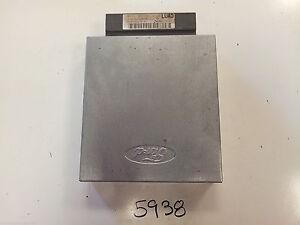 2001-01-TAURUS-SABLE-3-0L-OHV-COMPUTER-BRAIN-ENGINE-CONTROL-ECU-ECM-MODULE