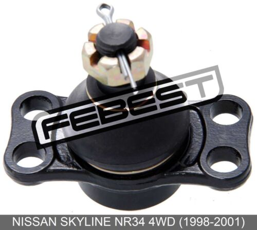 1998-2001 Ball Joint Front Lower Arm For Nissan Skyline Nr34 4Wd