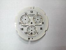 Esfera CITIZEN Quartz Chronograph alarm 30.6mm Original Dial reloj Miyota 3S10 w