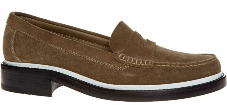 Robert Clergerie Paris men's slip-on shoes size 42 (8UK) - Made in France