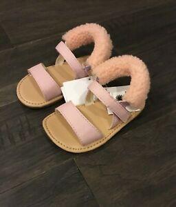 197f6be6b80 UGG Australia Girls I Dorien Sandals Shoes Infant Toddlers New Pink ...