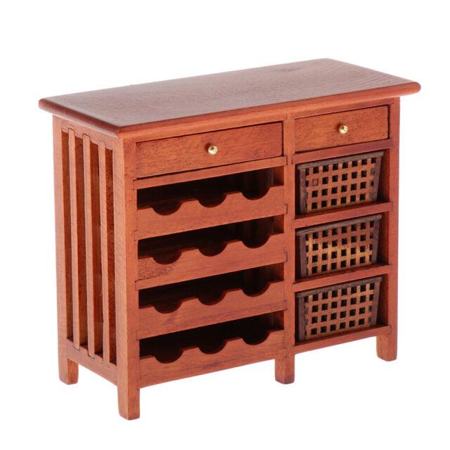 Bookcase Cabinet Unfinished Bare Wood