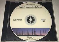 Two Way Radio Programming Software Uhf Vhf Low Band Dual Band A1-49 Disc 3