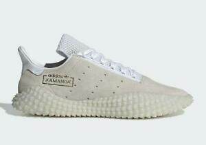 Mens-Adidas-Kamanda-01-Crystal-White-Cloud-white-Gold-Metallic-DB2778