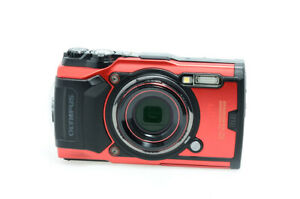 Used-Olympus-Tough-TG-6-Red-Boxed-SH35240