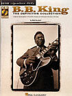 B. B. King: The Definitive Collection by Wolf Marshall (Mixed media product, 2002)