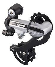 Shimano ACERA RD-M360 SGS 7/8-Speed Rear MTB Bike Derailleur Long-Cage - SILVER