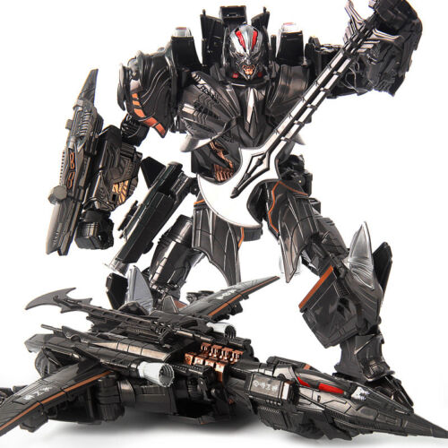 WEIJIANG WJ MW-001 Megatron Rendsora Oversized Alloy Action Figure Robot