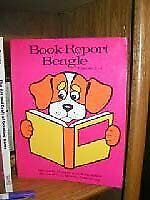 Book Report Beagle  Learning Works Creative Writing