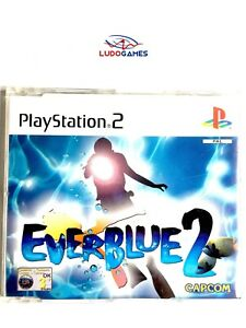 Everblue-2-Promo-Eur-PS2-Retro-PLAYSTATION-Videogame-Videojuego-Mint-State