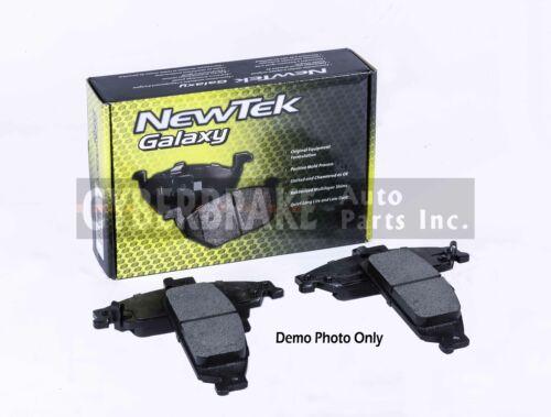 SCD952 Rear Ceramic Brake Pads