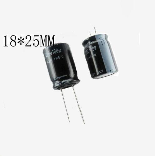 PANASONIC Kondensator EEUEE2G470S  47uF 400V  18x20mm RM7,5  10000h 1 pc