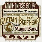 Commodore Ballroom Vancouver 1981 Captain Beefheart an 5060230864136
