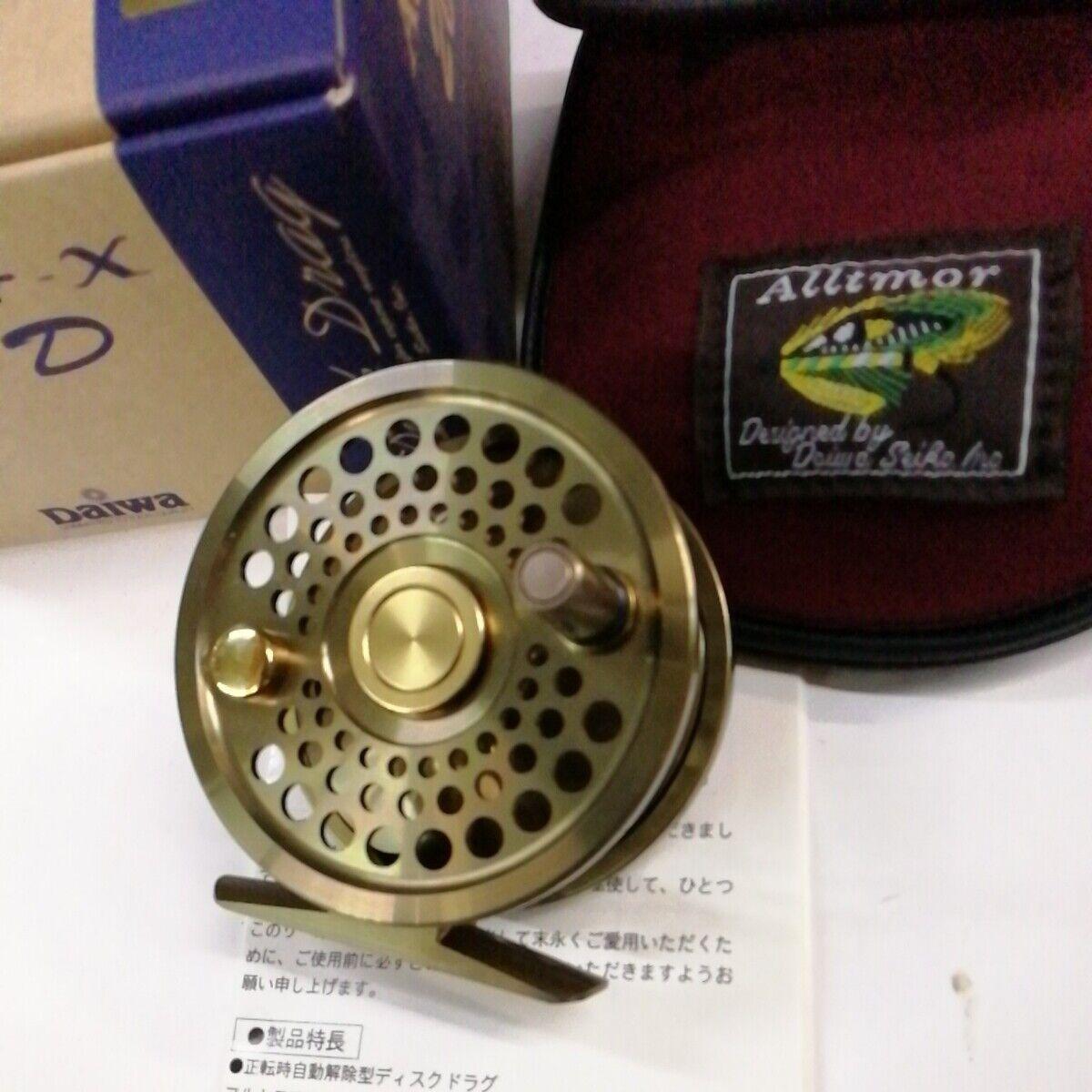 DAIWA Fly Fishing Reel Alltmor X 200D Fishing NEW in BOX F/S