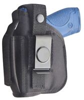 Hip Belt Holster For S&w M&p Shield With Small Tactical Light