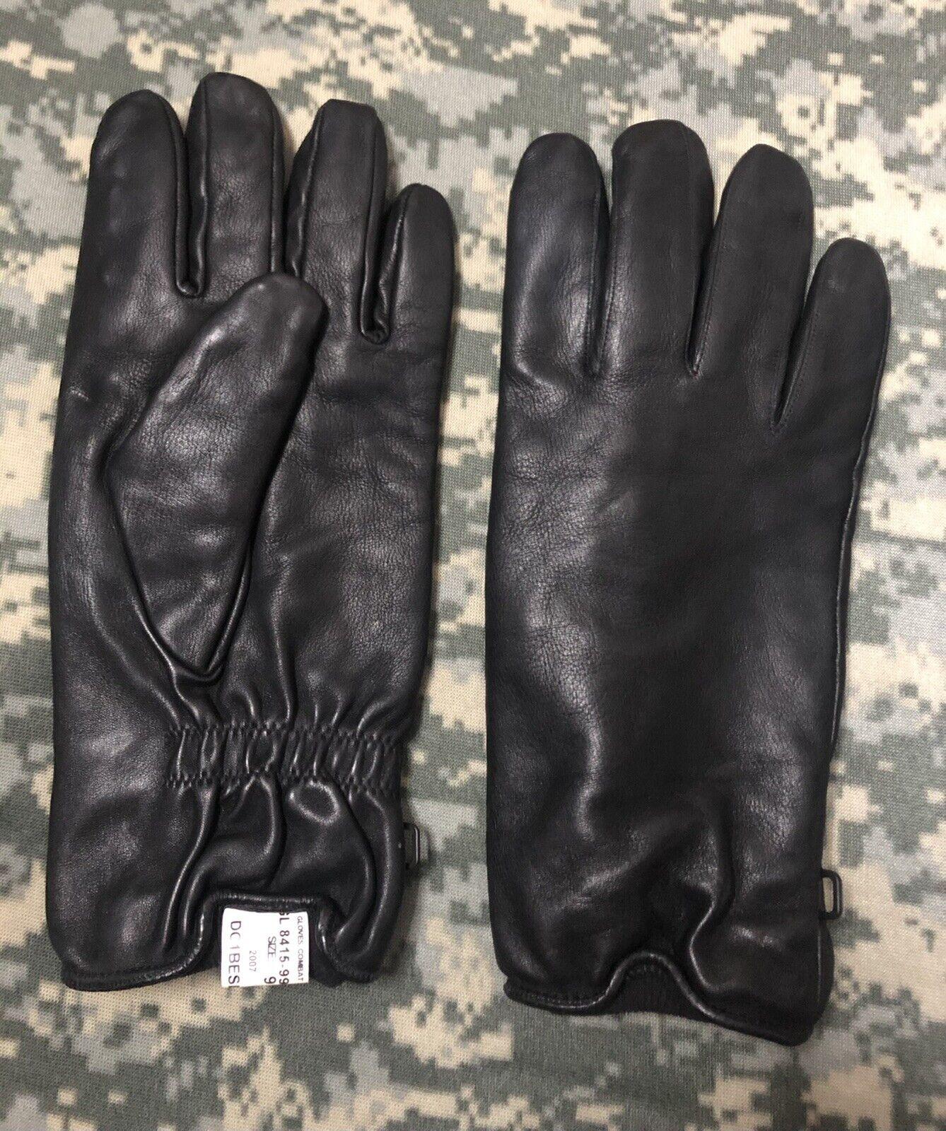 Black Army Gloves Combat Mk2