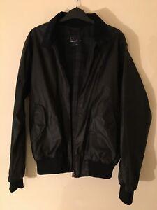 paras palvelu ilmainen toimitus paras arvo Details about Fred Perry Waxed Cotton Harrington Bomber Jacket - Size S -  Ladies