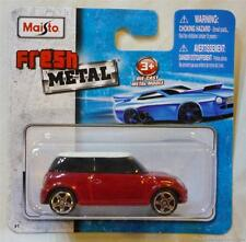 Mini Cooper 1/67 Scale Diecast Model From the Fresh Metal Series by Maisto