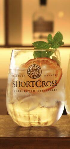Single Shortcross Gin Tumbler 49cl Glass Brand New 100/% Genuine Official