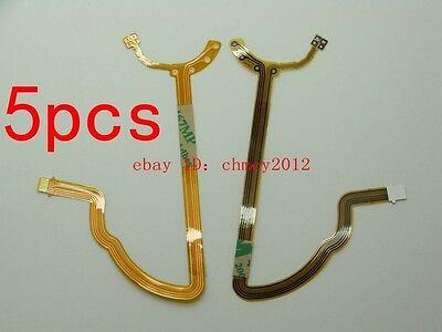 5pcs Lens Aperture Flex Cable For CANON 17-85 mm 17-85mm flex cable